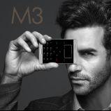 Телефон Bluetooth телефона ультра тонкого карманн мобильного телефона карточки M3 миниый