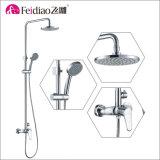 Robinet de douche / baignoire à une seule main en laiton durable