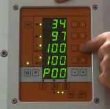 Электростатическая лакировочная машина порошка для частей образца