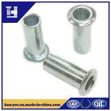 Rebite de aço oco para peças de automóvel e tubulação