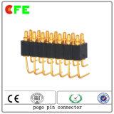 14pin tipo ad angolo retto contatto caricato a molla per l'indicatore luminoso del LED