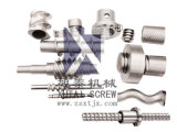Screw and Barrel for Food Extruder Machine
