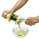 إلتواء يدويّة [سبيرليزر] مشرحة نباتيّ, [إسغ10203] خضراء