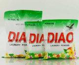 Polvere detersiva utile della gomma piuma ricca di marca di Diao