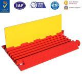 Protecteur de câble de polyuréthane, protecteur de câble de PVC, rampe de câble, protecteur industriel de câble