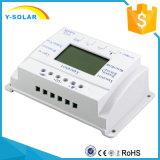 controlador solar do carregador de 10A 12V/24V MPPT+PWM com controle T10 do Duplo-Temporizador