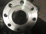 Bride d'ajustage de précision de pipe d'acier du carbone de soudure et d'acier inoxydable