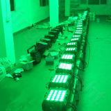 DMX Outdoor Stage Lighting 20X12W RGBW 4in1 Flat PAR LED