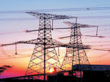 220kv Kraftübertragung-Gitter-Aufsatz