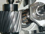 Schrauben-Plastikgetriebe SZL-55 Counter-Rotating konisches doppeltes