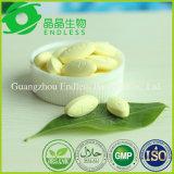 Vente en gros minérale de tablette de Zin de fer normal de calcium de 100%