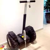 Deux scooter personnel de mobilité de moteur du l'E-Vélo 2400W de roue