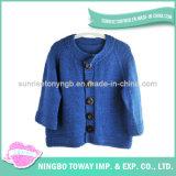 Hand Weaving Fashion Sweater Haak wol breien Vest-03