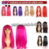 Партия Halloween поставляет рынок Yiwu новизны парика Afro партии (C3054)
