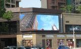 Visualización de LED de la publicidad al aire libre P5/el panel