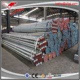 Heißes BAD galvanisierte schweissende Stahlrohr-Handläufe für Plattform