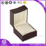 Boîte à bijoux en bois de luxe à main en bois