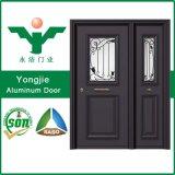 よい価格の2017の新製品の装飾的なアルミニウム機密保護のドア