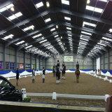 De geprefabriceerde Arena van het Paardrijden van het Frame van het Staal BinnenMet Uitstekende kwaliteit