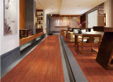 Azulejo de suelo de cerámica de la mirada de madera clásica del estilo
