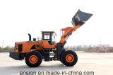 Vlag de Lader Yx667 van het Wiel van 6 Ton met Motor Dcec en Transmissie Zf