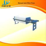 Kleine Handbetrieb-hydraulische Filterpresse für Verkauf