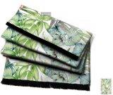 De douane drukte de Sjaal van de Wol van 70*200cm voor Dames af