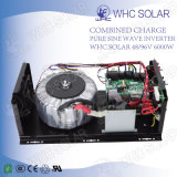 6000Wセリウムが付いている低周波の正弦波の太陽エネルギーインバーター