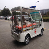 空港使用の電気小型救急車