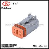 Kinkong 고급 제품 4 Pin 여성 Dt 방수 자동 전기 연결관 Dt06-4s