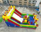 Giocattolo gonfiabile del grande parco di divertimenti gonfiabile esterno della trasparenza di prezzi di fabbrica