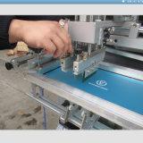 Machine d'impression d'écran en soie d'étiquette de bouteille en verre de TM-400e