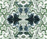 El extracto crea la tela de seda de la impresión para requisitos particulares para señora Dress