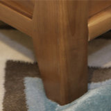 最新の現代純木のベッドの寝室の家具(CH-623)