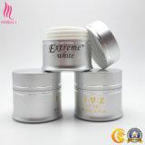 Tarro poner crema de aluminio vendedor caliente para el embalaje cosmético