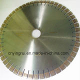 400mm T Shape Segment Diamond Granite Blade / Granite Silent Blade