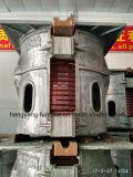 Промышленные индуктивные если температура плавления металлических печи и нержавеющей стали и Тин железной руды (GW-500кг)