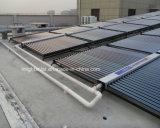 蝶タイプ真空管の太陽熱コレクター