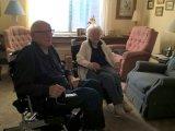 E 왕위! 힘 휠체어에 의하여 자동화되는 휠체어 또는 전자 휠체어