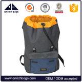 Мешок перемещения Backpack отдыха с верхней частью Drawstring