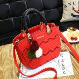 2017 borse di cuoio della donna dell'unità di elaborazione della giuntura spaccata di modo (BDY-1706014)