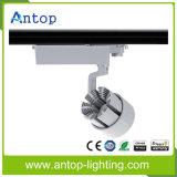 보석 또는 피복 상점을%s 높은 CRI 10-60W 싼 LED 궤도 빛
