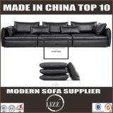 Sofa en cuir à la maison de clavette de jeux de salle de séjour de meubles de l'Australie
