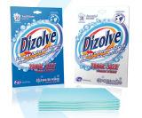 La poudre à laver de blanchisserie de lavage des mains, saupoudrent le détergent