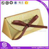 Laser Cut Paper Design Wedding Caixa de chocolate com chocolate