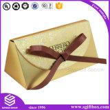 Коробка конфеты шоколада венчания конструкции бумаги отрезока лазера