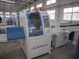 Het automatische Houten DwarsKnipsel zaagt Machine