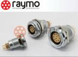Raymo LemoeのコネクターBシリーズEEG ECG Exg、Epgの男女の性およびPCBのアプリケーションの男女の電源コネクタ