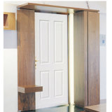 Белые отлитые в форму двери (отлитые в форму двери)