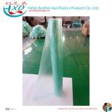 Jungfrau-materielles Rasterfeld-Grün flexible weiche Belüftung-Plastikblätter